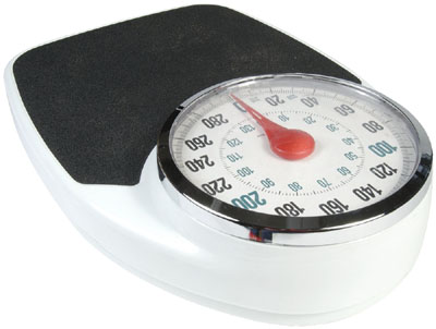 obesity weight loss scale